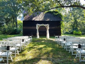 Outdoor Wedding Venue in Clemson, SC
