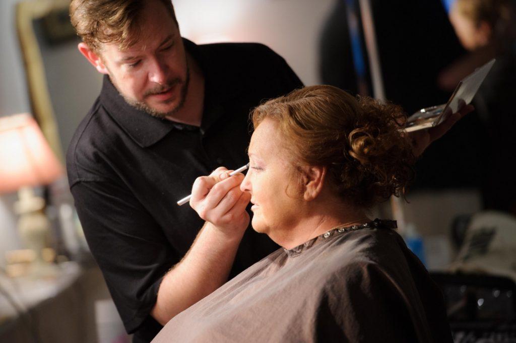 Stephen M. Gibson   Porfessional Hair & Makeup Artist in SC