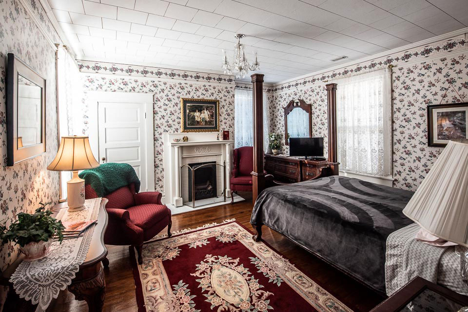 Bed & Breakfast Rooms in Greenville SC